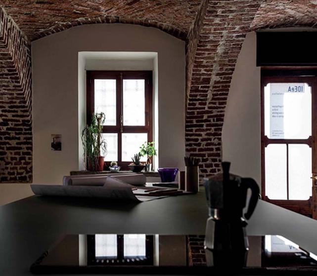 Ideea interior design e architettura ideea studio for Appartamento venaria