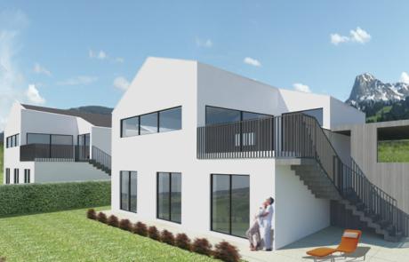 Immagini case moderne stunning arredamenti case moderne for Piani di ville moderne