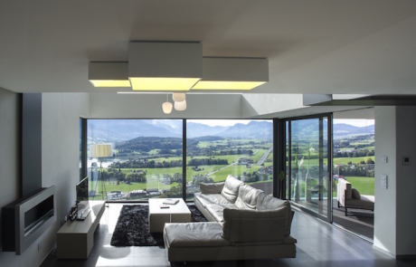 IDEeA Svizzera Friburgo - VILLA F Living