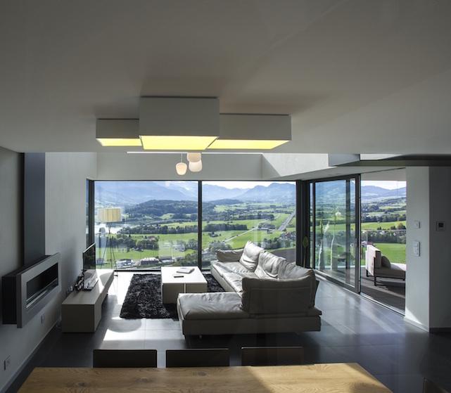 Progetti ville moderne villa f with progetti ville for Ville moderne progetti