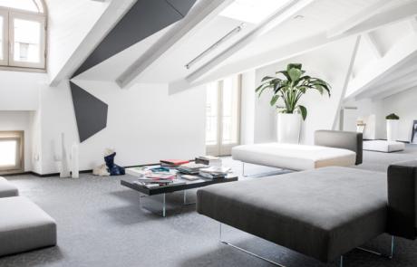 IDEeA Interior Torino - Lounge Ruta 40 Openspace