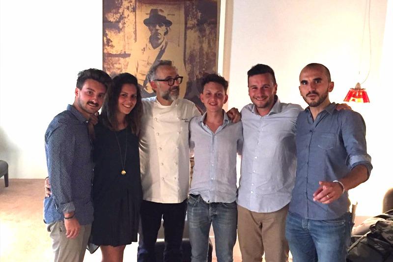 Massimo Bottura: ristorante con passione, qualità, amore. Un'Esperienza da vivere.