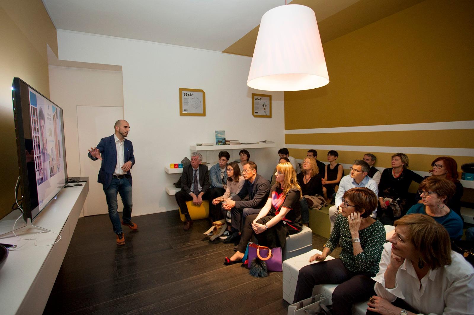 IDEeA Evento Cile Ruta 40 Fuorisalone di Milano