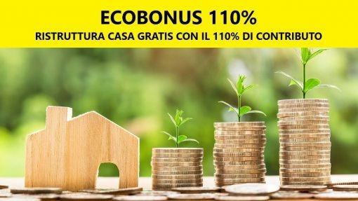 Ecobonus + Sismabonus 110 fake news